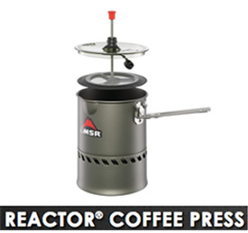 Reactor Coffee Press