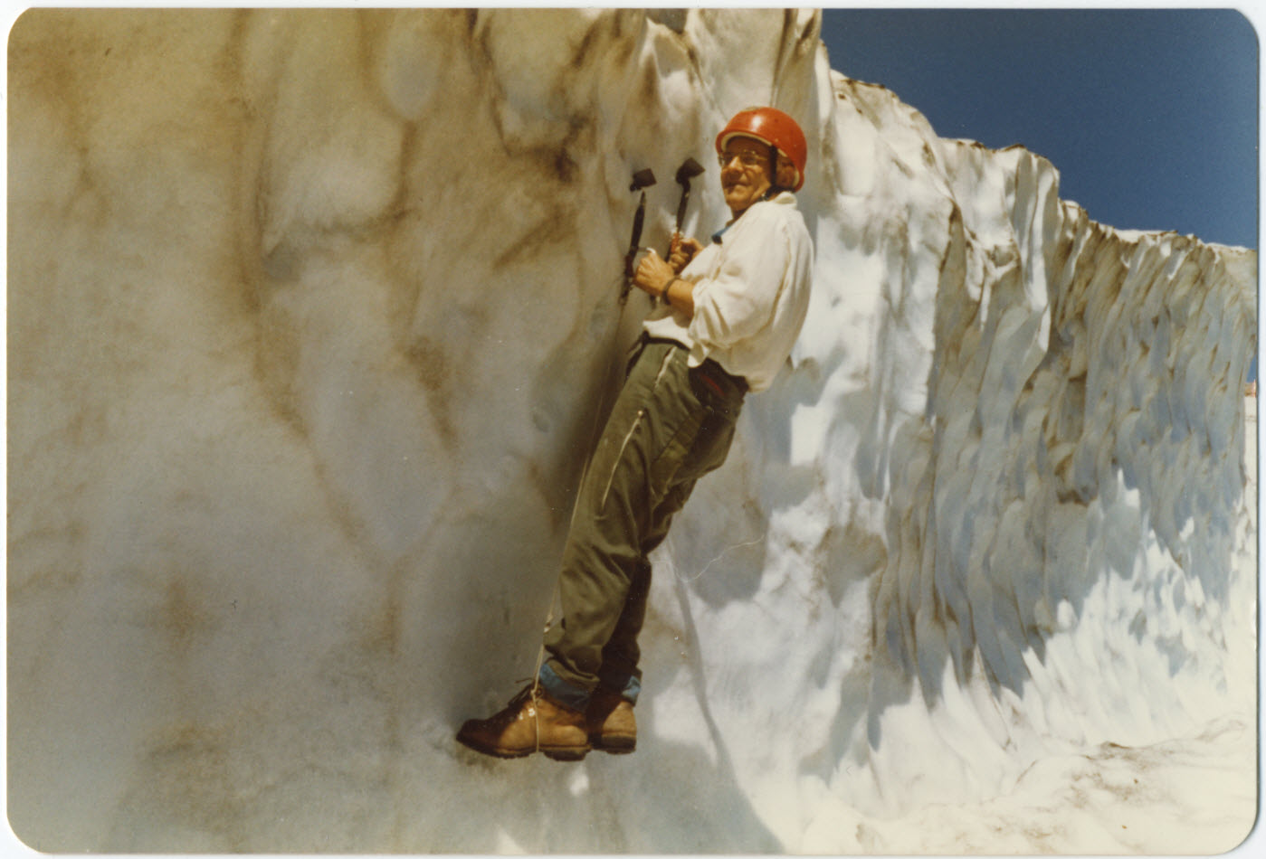 Larry Penberthy Mountain Safety Research