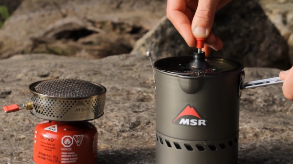 MSR French Press