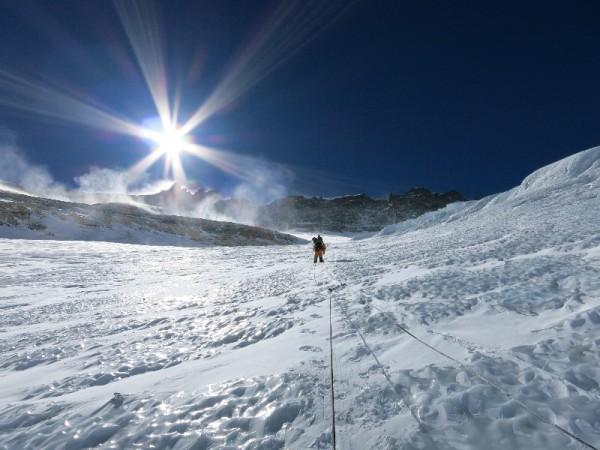 Sherpa Lhotse Sunrise
