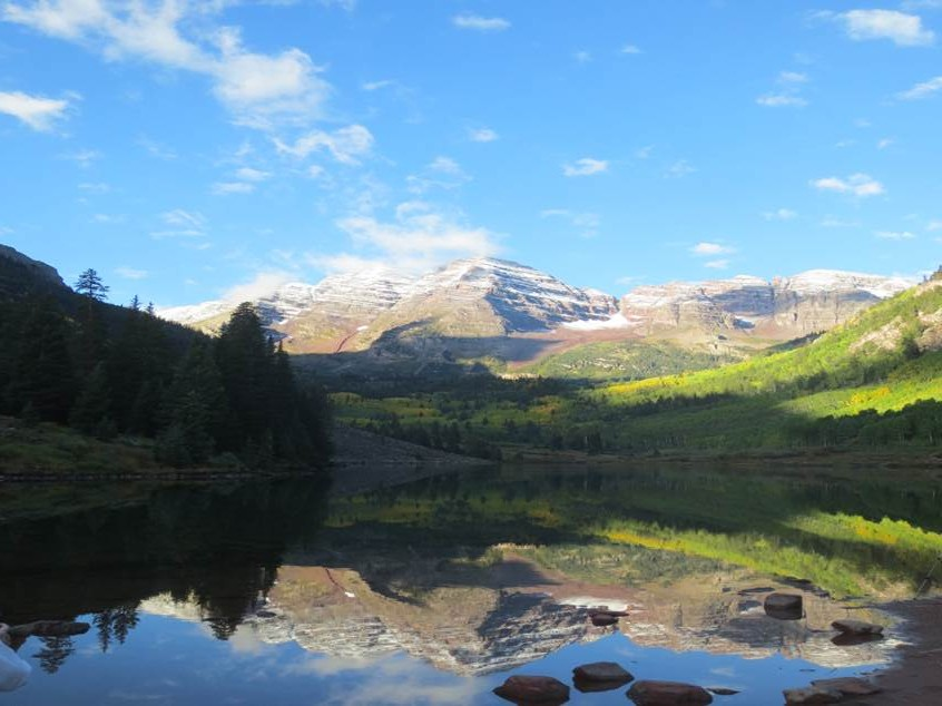 Hiking West Maroon Pass From Aspen To Crested Butte - The