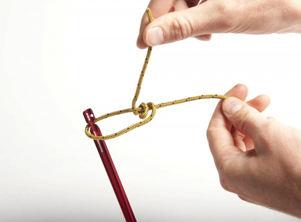 Step1 & Best Camping Knot: How to Tie the Taut-Line Hitch Knot - The ...