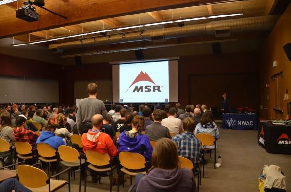 From REI Going Deep Workshop Oct 23. Photo Credit: Nick Rustigian
