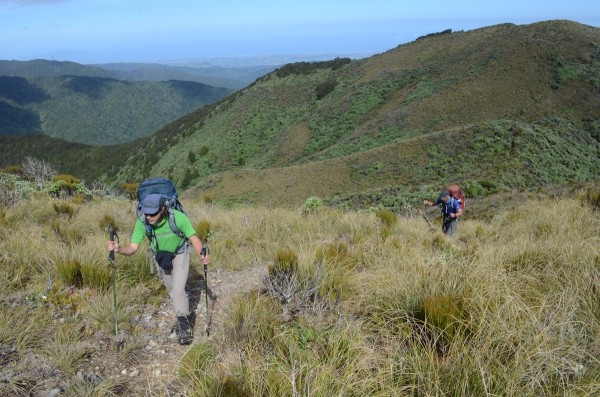 A fine example of a good day tramping in the Tararua Ranges.