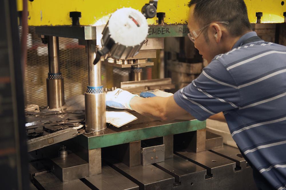 MSR tooling shop
