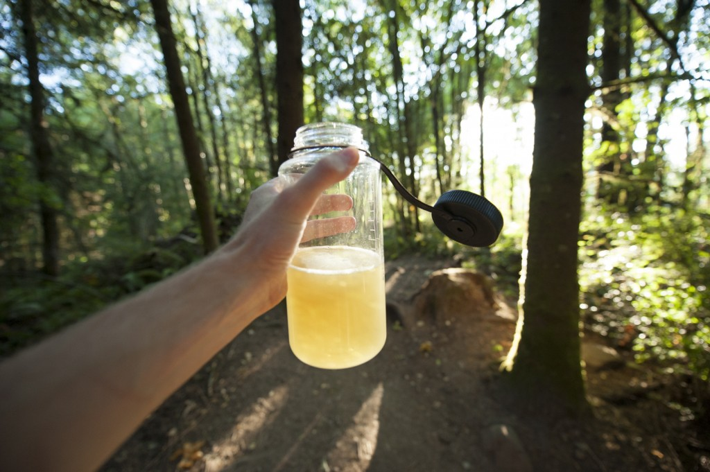 is it safe to drink urine