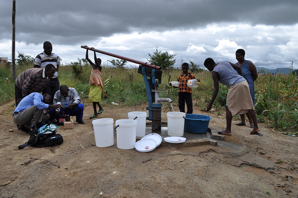 clean water in developing countries