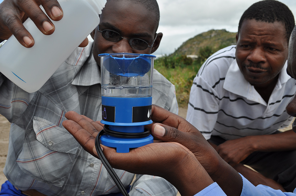 clean water solutions for global health