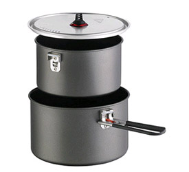 Base 2 Pot Set