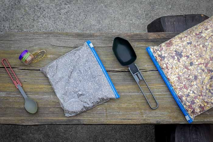Overnight Museli | MSR Summit Register - Recipes