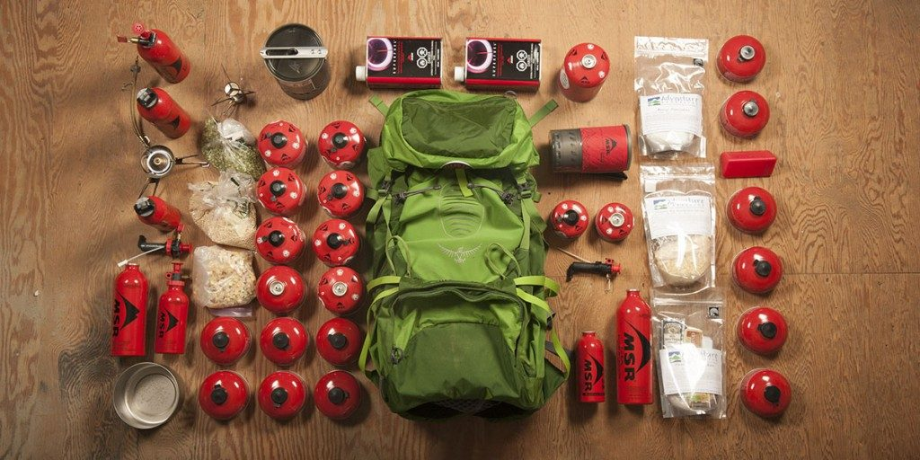 Stoves 101: How Much Fuel Should I Carry? - The Summit Register