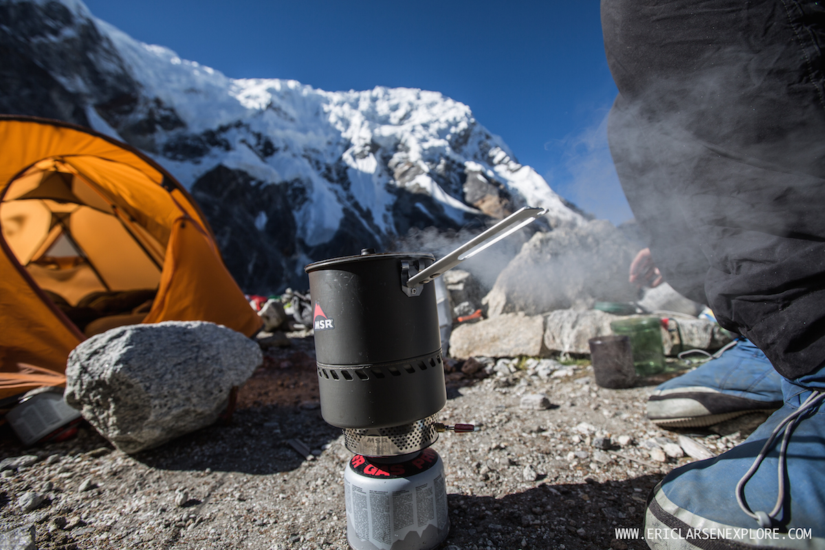 Which Stove Should I Bring? - The Summit Register