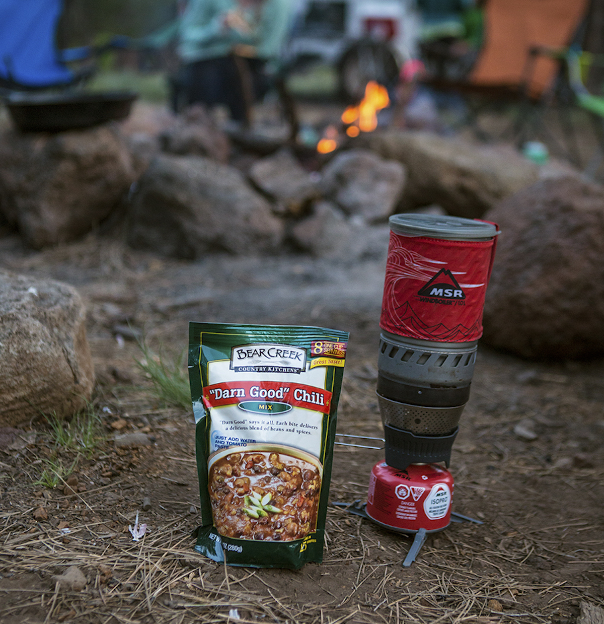 MSR WindBurner 5 Great Meals