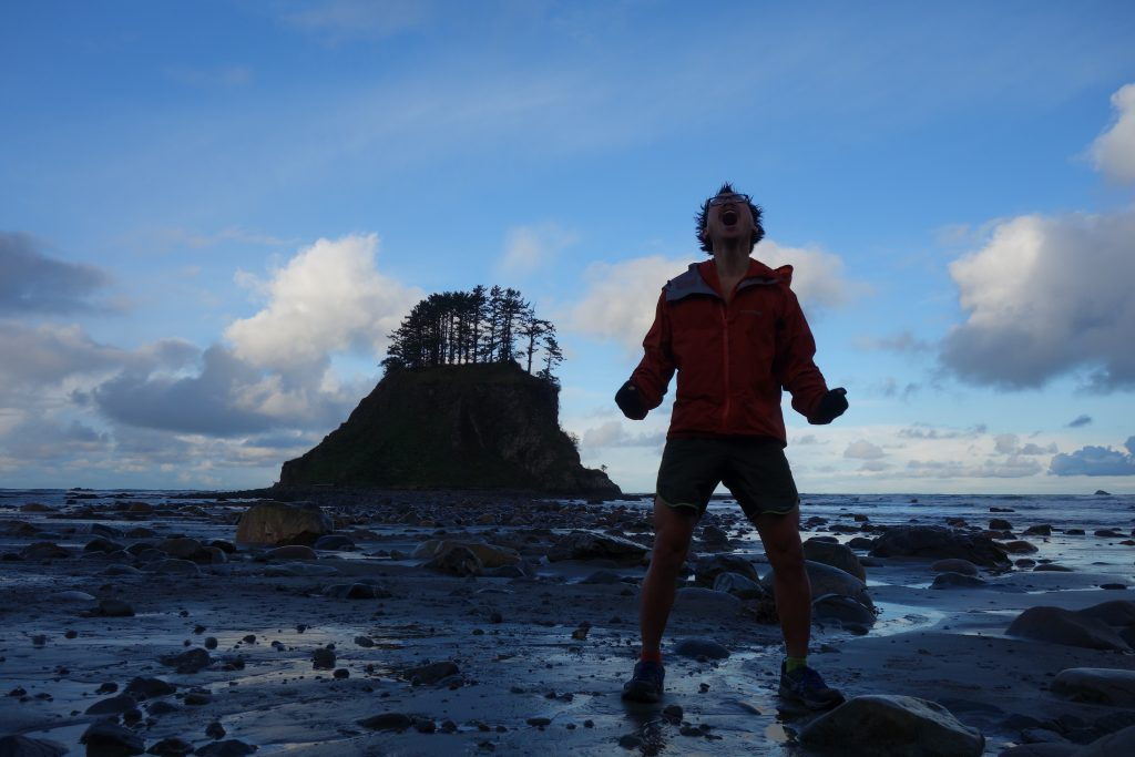 Thru-Hiking PNT Cape Alava