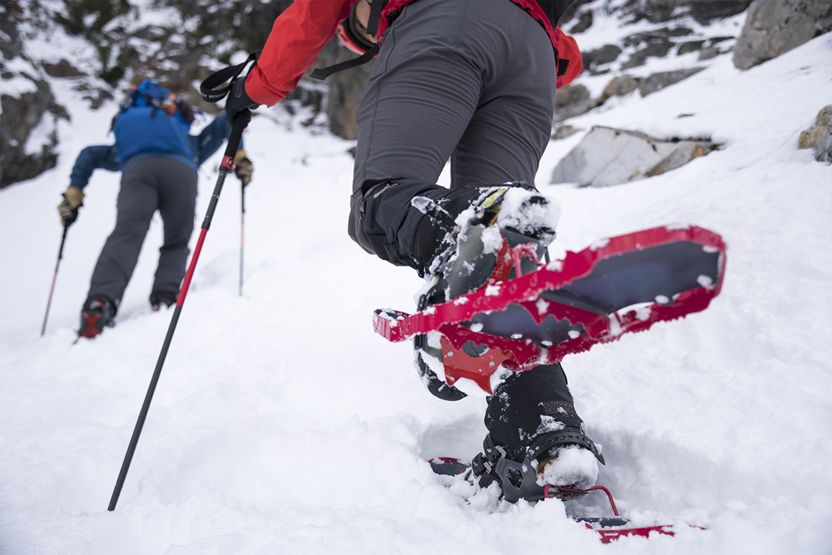 Lightning vs. Revo Snowshoes Whatu0027s The Difference? & Lightning vs. Revo Snowshoes: Whatu0027s The Difference? - The Summit ...