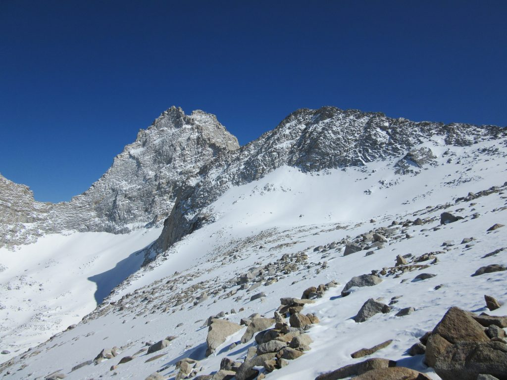 Thru-Hiking Snow PCT CDT