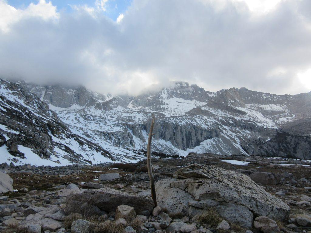 Thru-Hiking Snow CDT