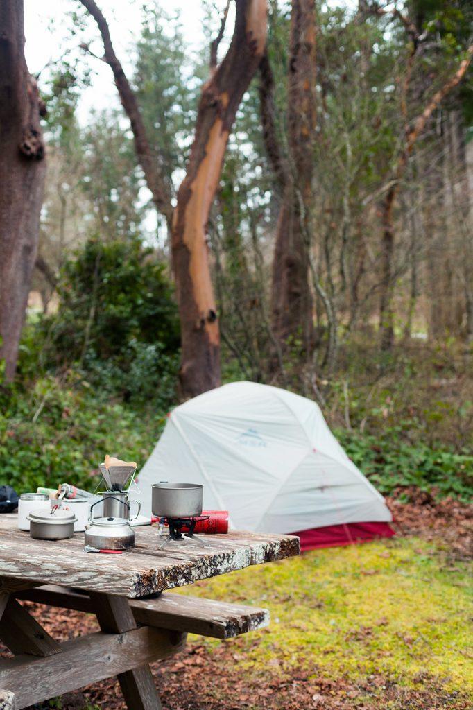 Anna Brones - Bike Camping