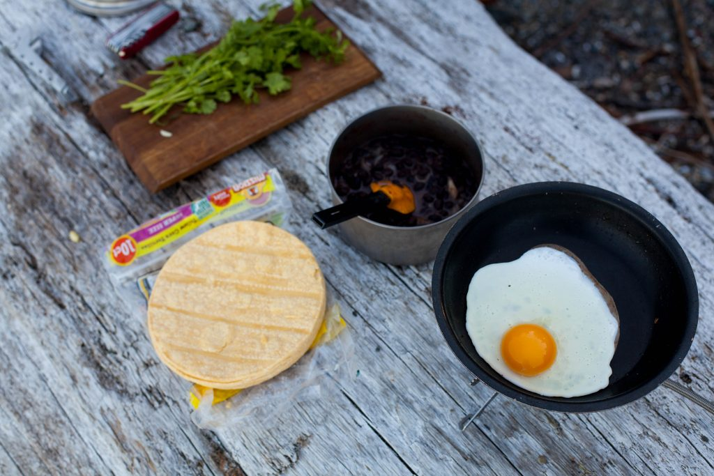 Black Bean Huevos Rancheros, Anna Brones