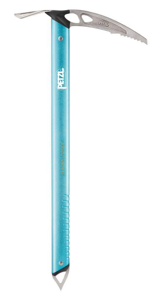 Petzl® Glacier Literide Ice Axe