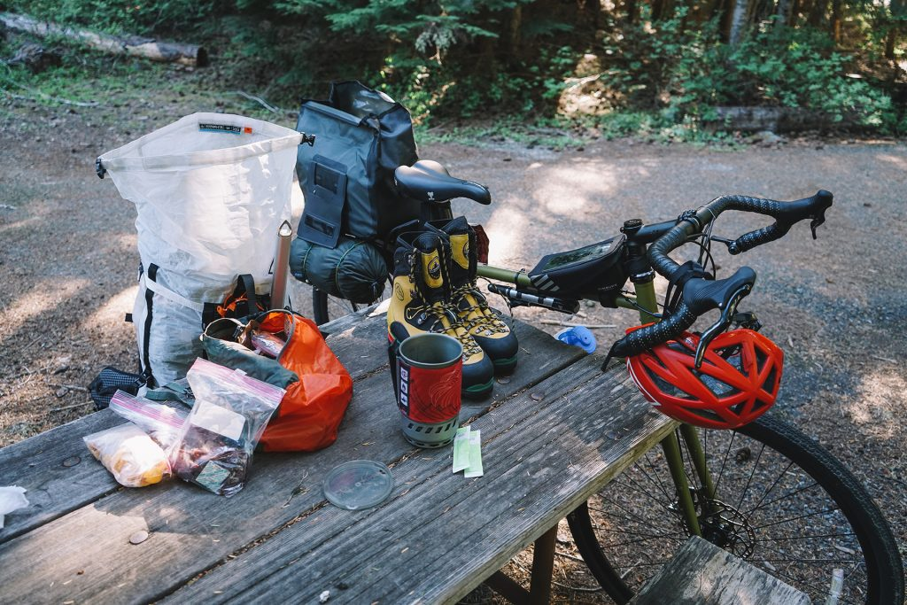 bike packing gear
