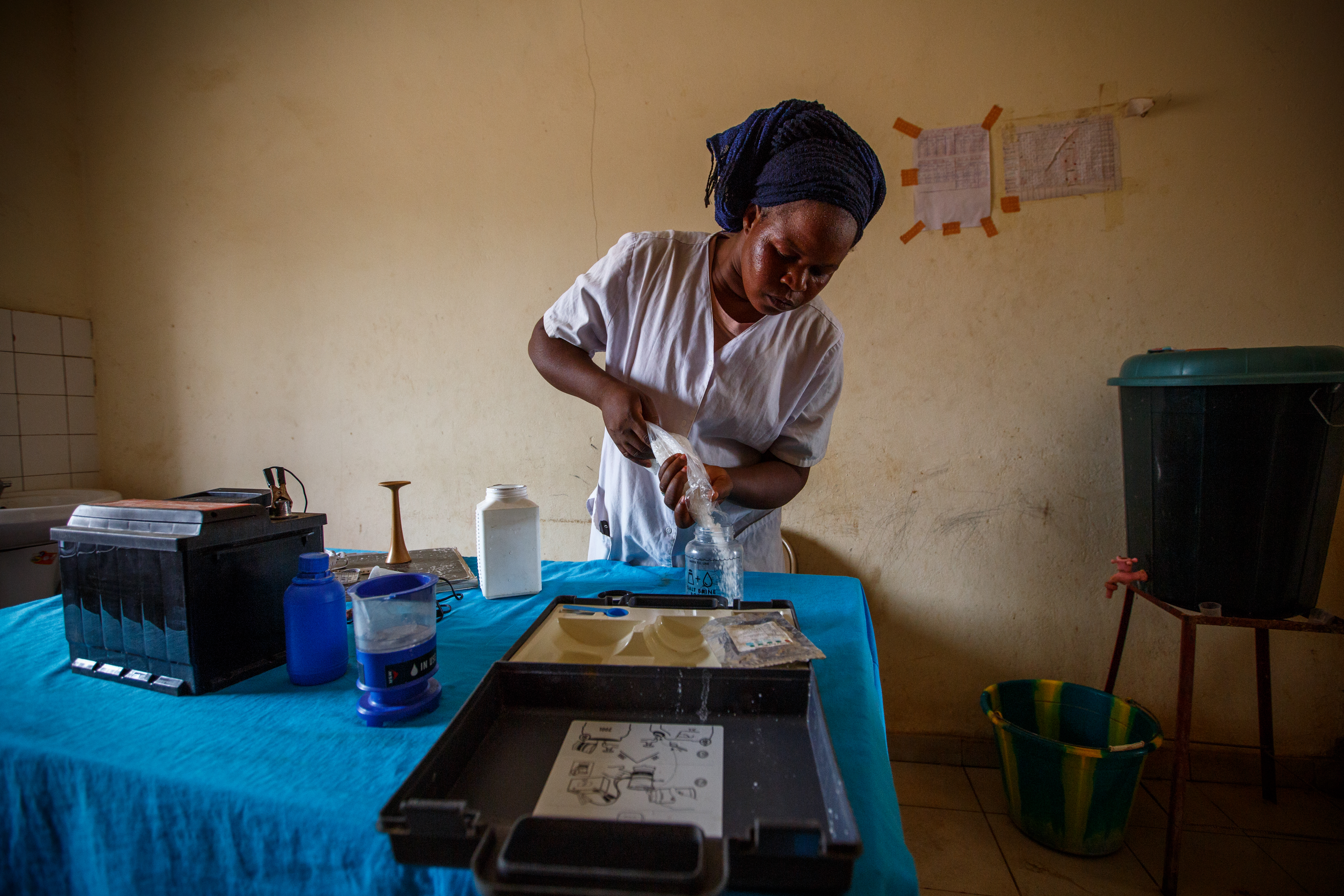 MSR Device Helps Mali Village Create its Own Safe Water Supply - The