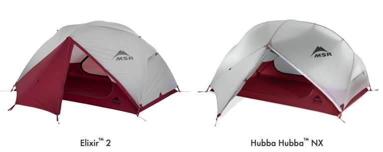 Is a Hubba™ or an Elixir™ Series tent right for you? - The