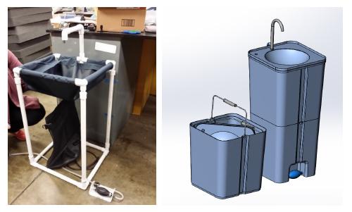 Sink Station Concept
