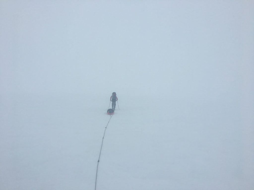 Harry Hamlin & Avery Parinello - Climbing in Ruth Gorge