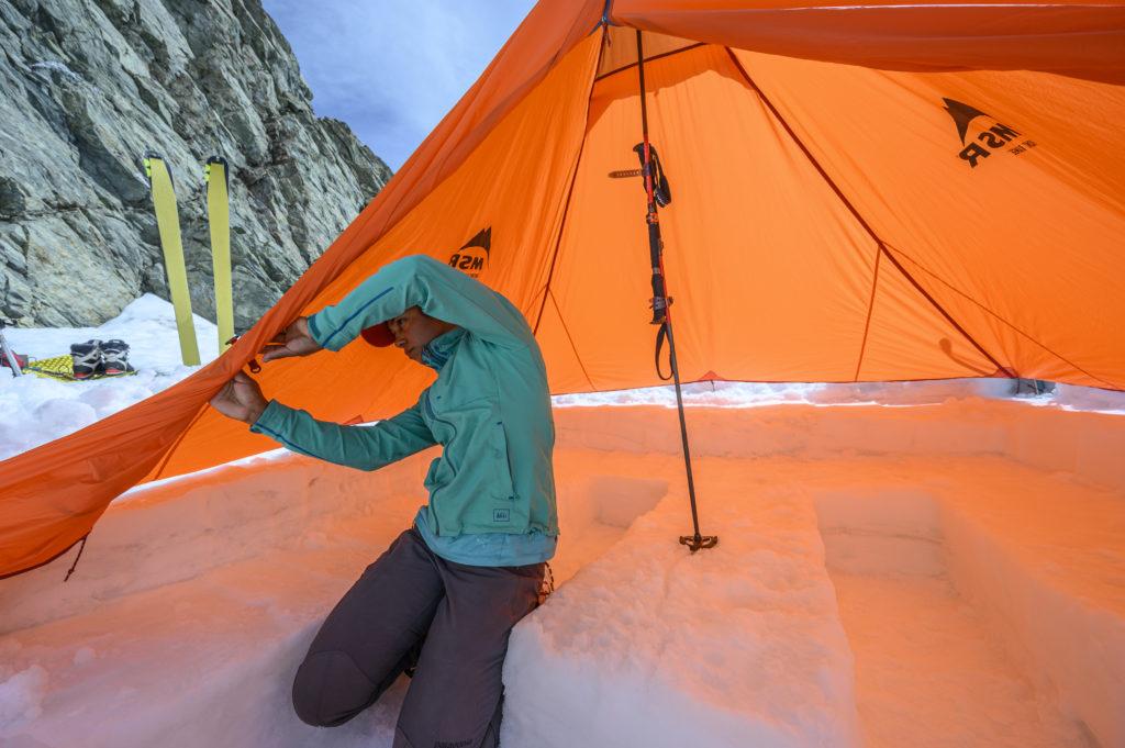 front range tarp shelter