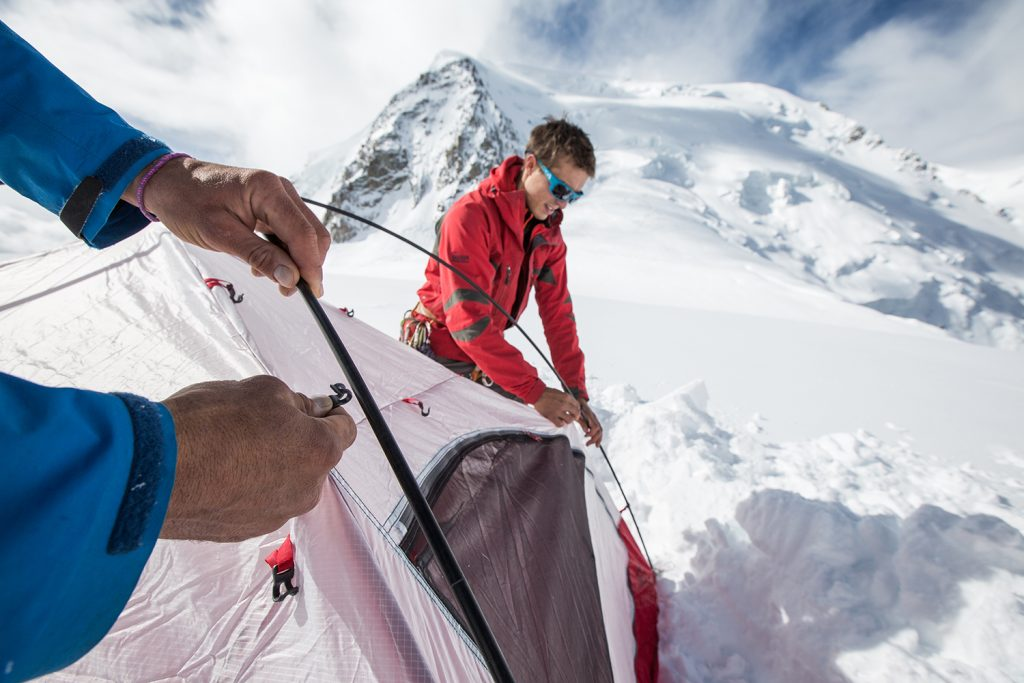 Remote in Chamonix - The Summit Register
