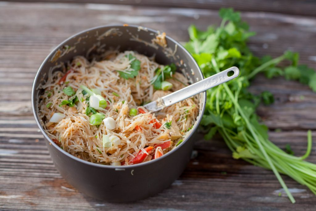 Anna Brones - Coconut Ginger Vermicelli Noodles