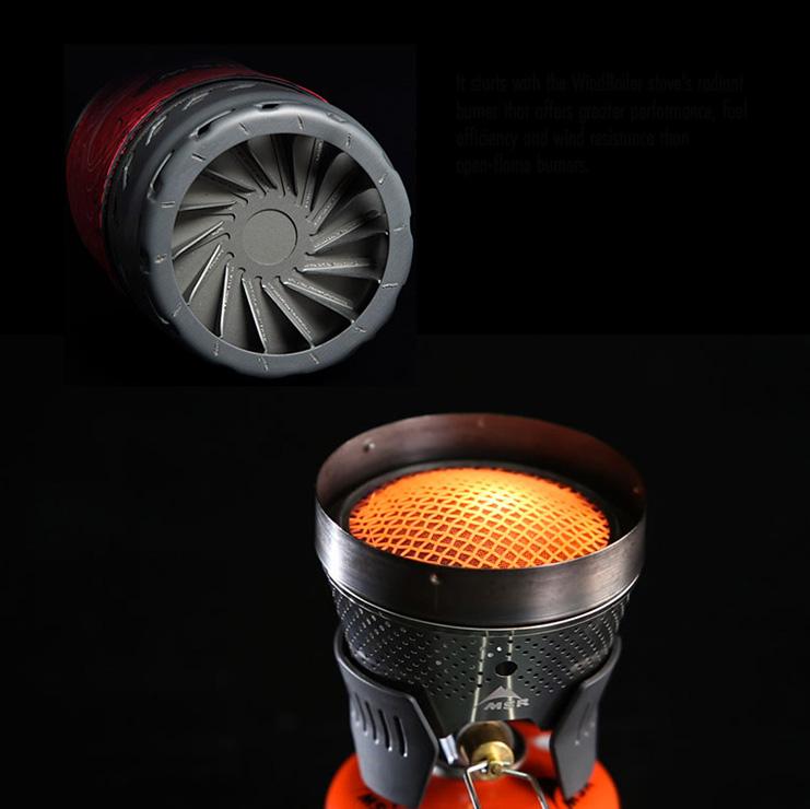 reactor burner
