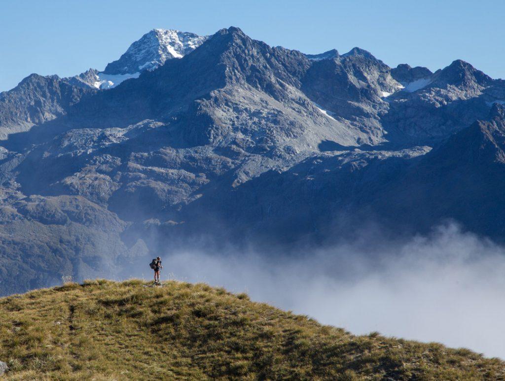 Route vs Trail - MSR Summit Register
