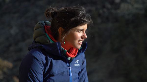 Nina Caprez MSR Athlete