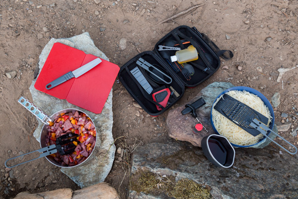 Best Gear for Group Camping | MSR Alpine Deluxe Kitchen Set