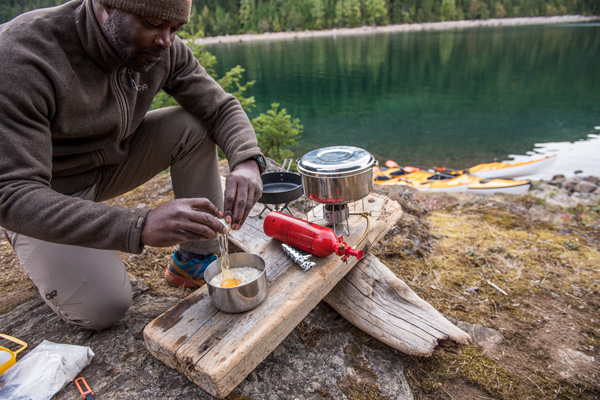 Best Gear for Group Camping | MSR DragonFly Stove
