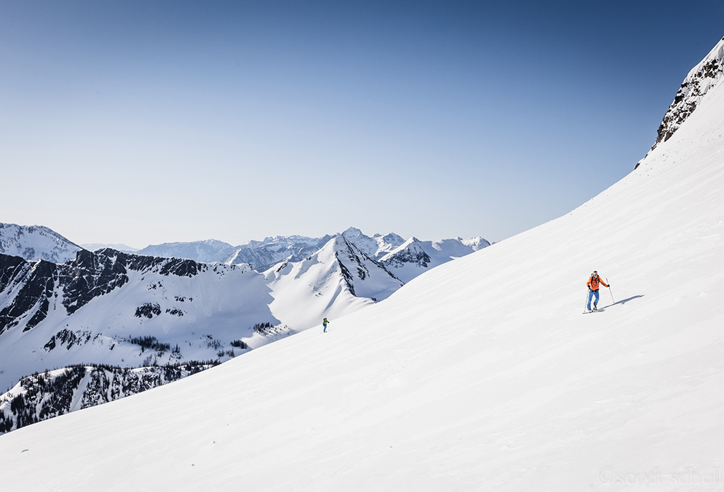 MG_1543_Winter Backcountry - Chiwaukum Traverse WA