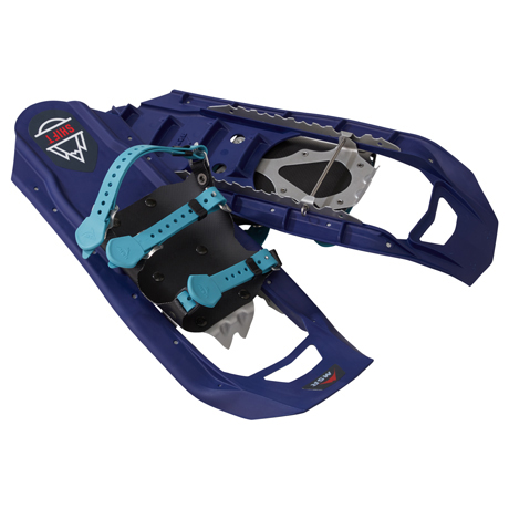 MSR Shift Kids Snowshoes | Tron Blue