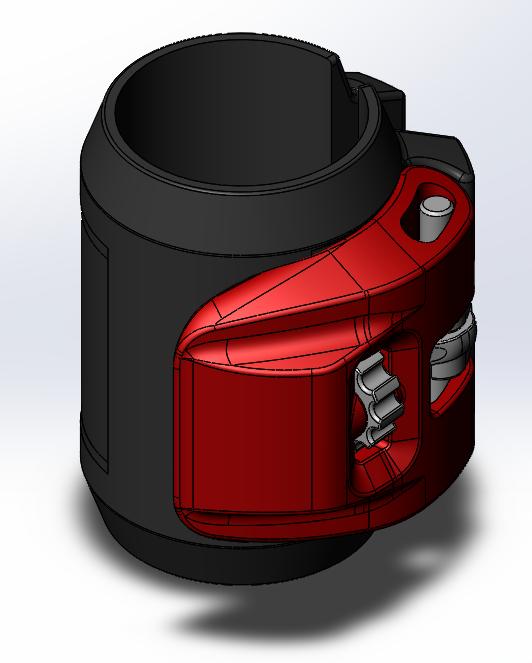 DynaLock™ CAD Drawing