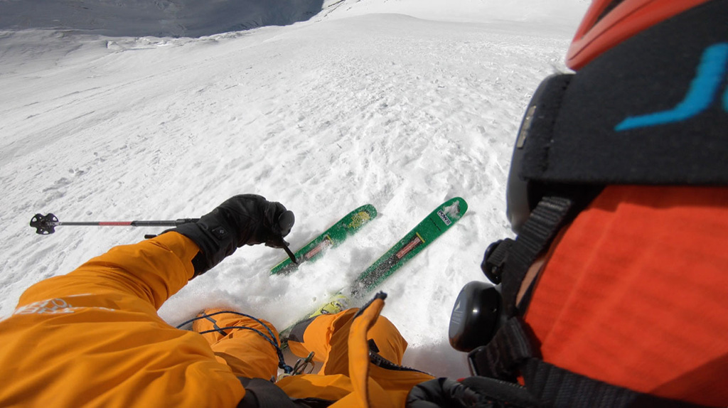 skiing Lhotse-Dream-Line