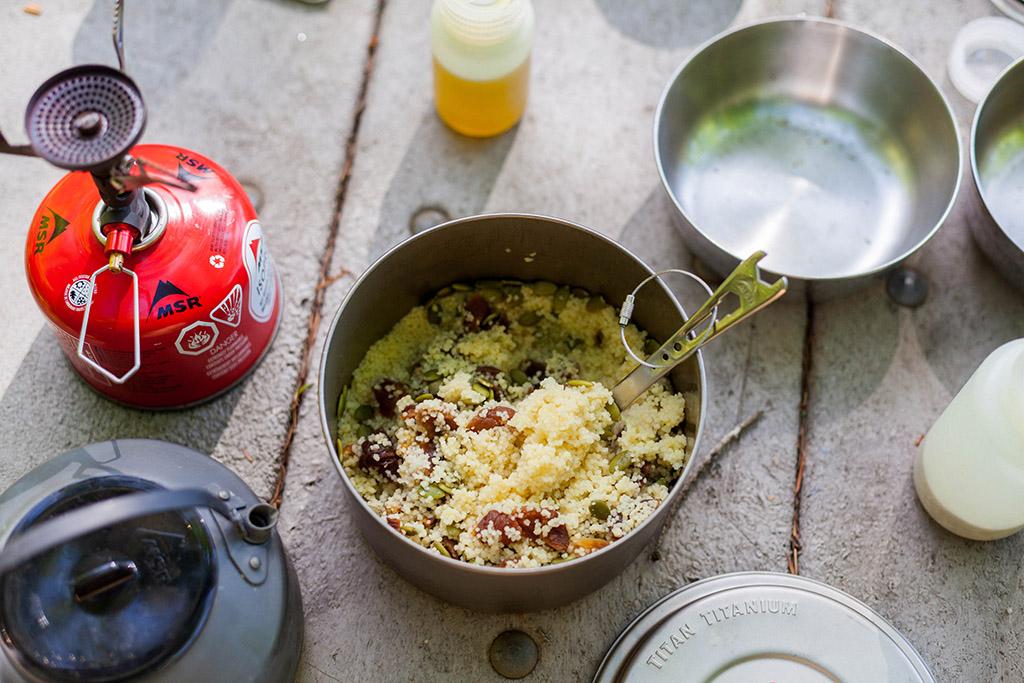 apricot couscous camp recipe