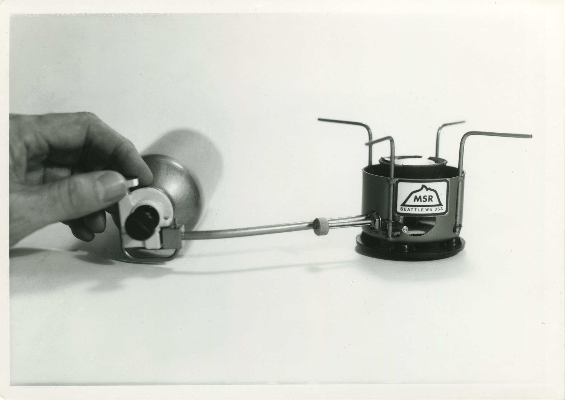 Model 9 stove - 1973