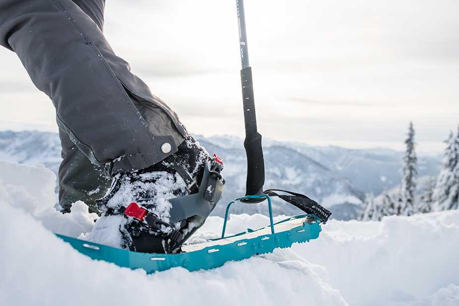 MSR revo snowshoe