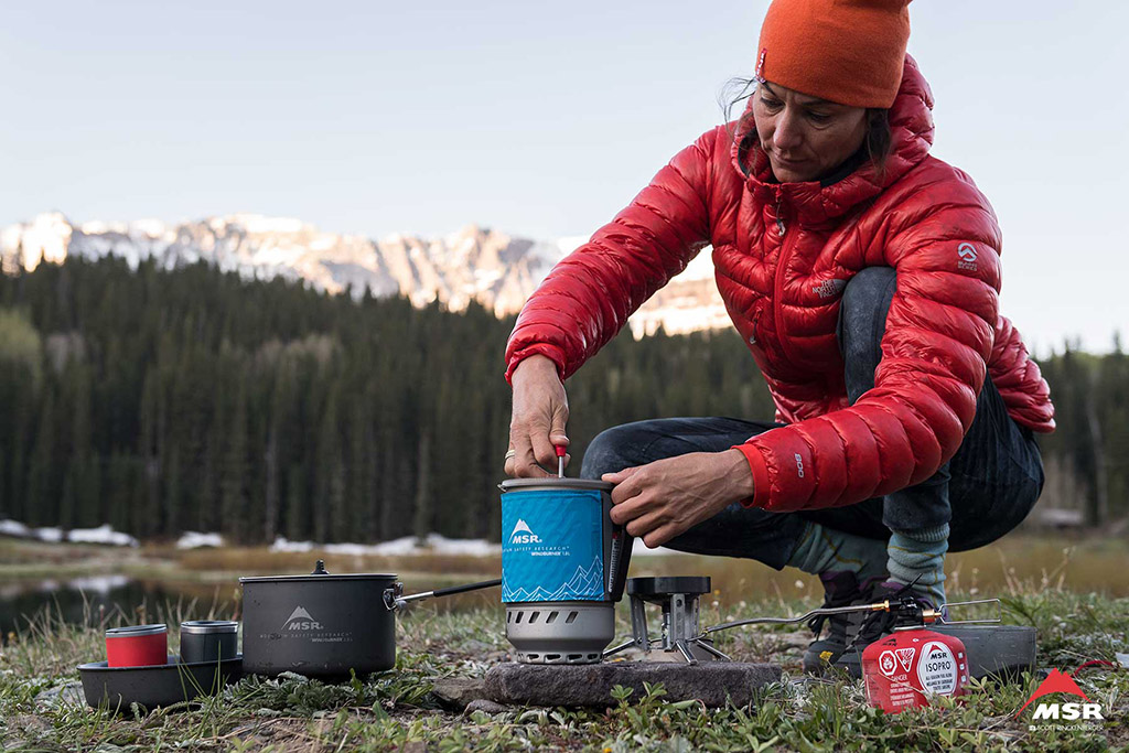 camp coffee for two or more