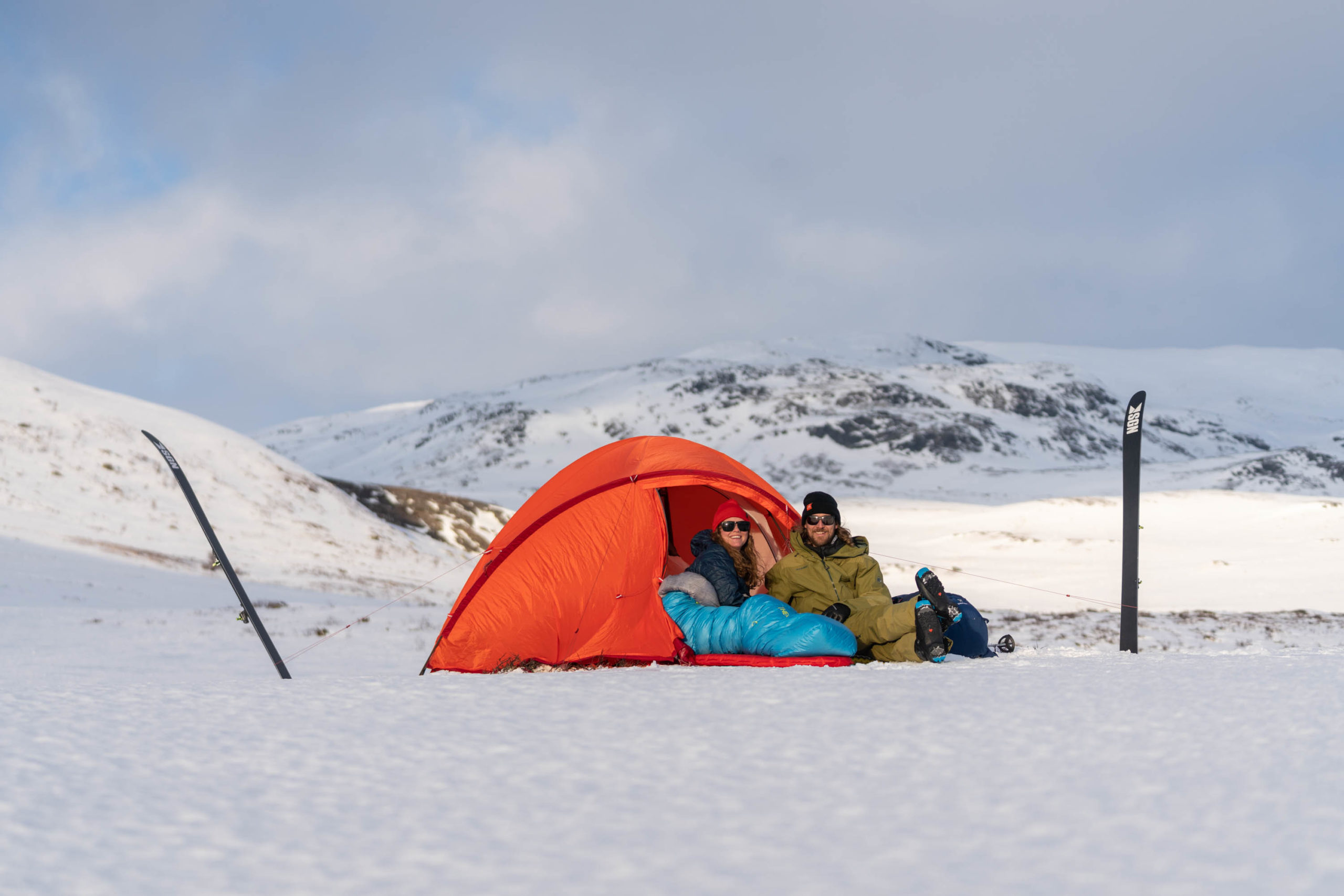 If you want to have a good time and feel rested for the next day, staying warm at night is a critical component of winter camping.