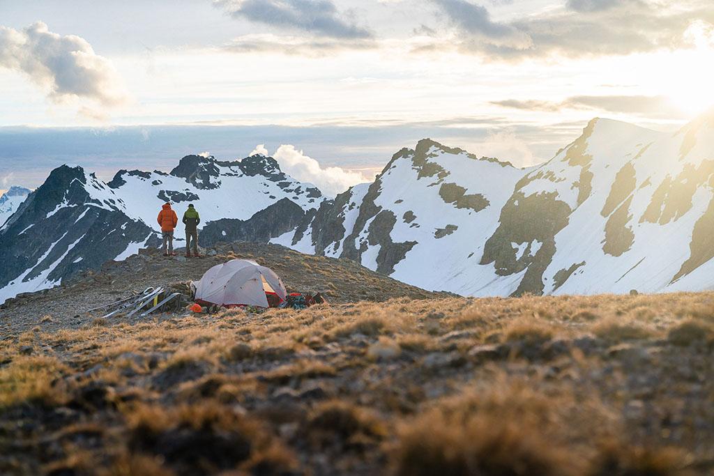 Glacier Peak views