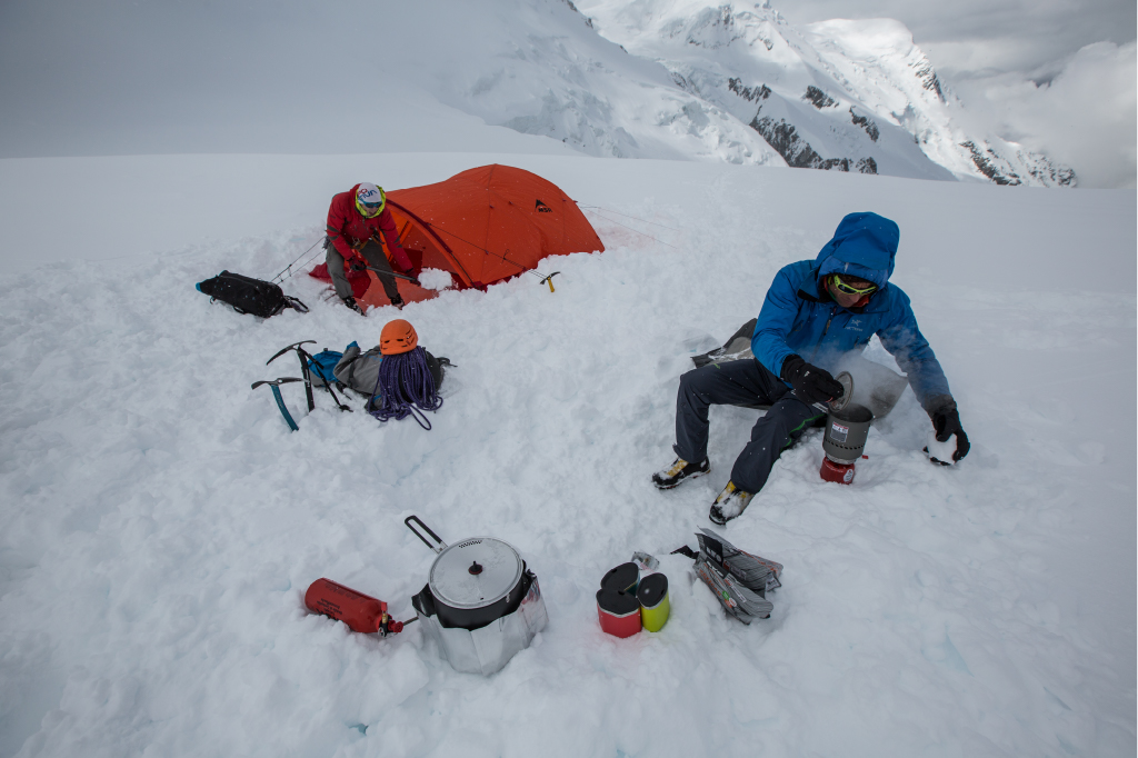 cooking at high altitude