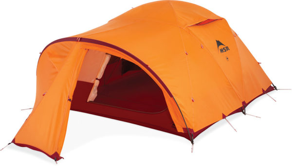 MSR 4-season tent - remote 3