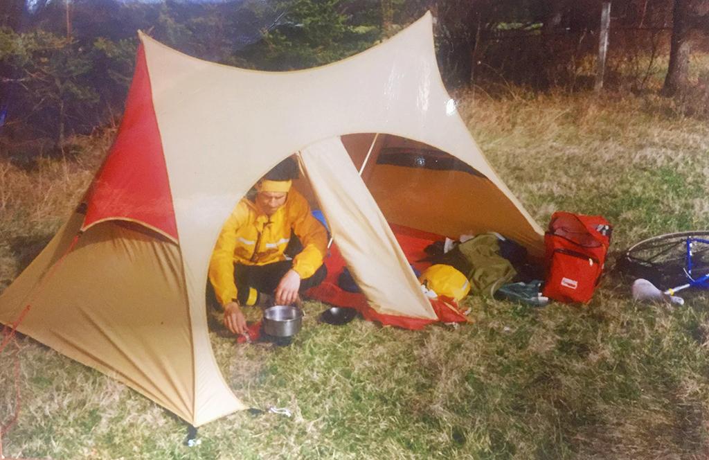 PEI Tent Testing